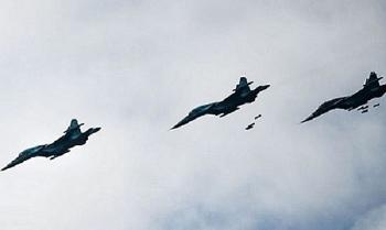 UAV Nga dội bom phá tan hoang cứ điểm lực lượng thân Thổ Nhĩ Kỳ