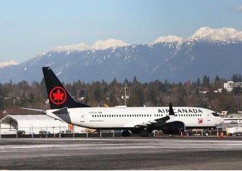Boeing 737-8 Max của Air Canada gặp sự cố về động cơ, phi hành đoàn buộc phải chuyển hướng