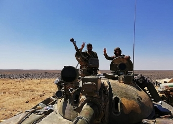 """Quân đội Syria bị lực lượng thánh chiến tấn công dữ dội ở """"chảo lửa"""" Idlib"""