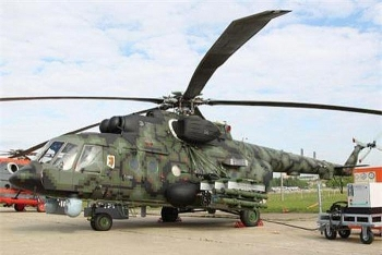"""""""Sát thủ diệt tăng"""" của Nga phóng tên lửa siêu âm hủy diệt xe bọc thép"""