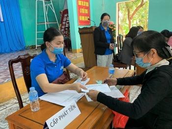 315 hộ gia đình ở Quảng Trị được UN Women hỗ trợ tiền mặt đầu tư sinh kế