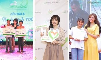 Hari Won tặng 50 triệu đồng cho các hoạt động vì trẻ em tại Việt Nam