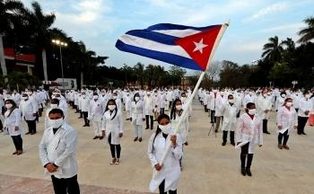 Các học giả Việt Nam ủng hộ đề cử Phái đoàn Henry Reeve nhận giải Nobel Hòa Bình năm 2021
