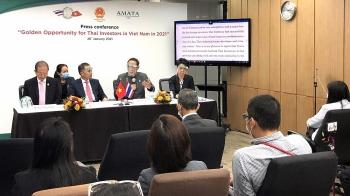 Hoạt động kinh tế mở đầu cho chuỗi các sự kiện nhân 45 năm thiết lập quan hệ ngoại giao Việt Nam - Thái Lan