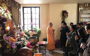 Những ngôi chùa ở Pháp mà Việt Kiều nên đi lễ đầu năm