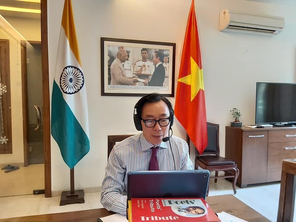 Đại sứ Phạm Sanh Châu. Ảnh: NVCC