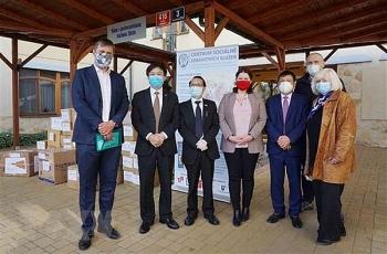 Chính phủ Séc đánh giá cao sự đóng góp và đoàn kết của cộng đồng người Việt tại Séc