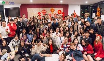 Nhiều hoạt động đón Tết của sinh viên Việt Nam tại Australia
