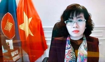 Việt Nam nâng cao địa vị phụ nữ và thúc đẩy bình đẳng giới trên tất cả các lĩnh vực