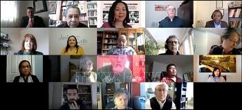 Học giả thế giới quan tâm đến tư tưởng chống phân biệt chủng tộc của Chủ tịch Hồ Chí Minh