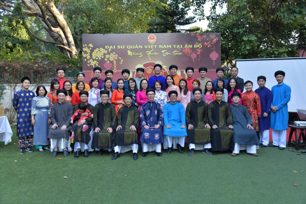 Cộng đồng người Việt tại Ấn Độ tổ chức tết muộn vì dịch COVID-19