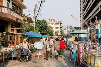 Chợ Samsen nơi lưu giữ và quảng bá những giá trị văn hóa truyền thống của Việt Nam tại Thái Lan