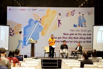 Thành lập mạng lưới nam giới tham gia thúc đẩy bình đẳng giới và xoá bỏ bạo lực giới ở Việt Nam