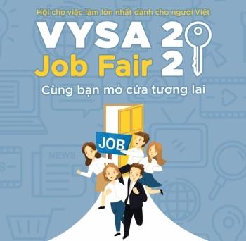 Hội chợ việc làm miễn phí dành cho người Việt tại Nhật Bản