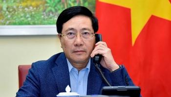 Singapore - Việt Nam: thảo luận các biện pháp đẩy mạnh giao thương, phục hồi kinh tế sau đại dịch