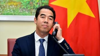 Việt Nam - Anh nhất trí nối lại các hoạt động trao đổi đoàn, giao lưu nhân dân