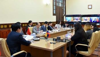 Đẩy mạnh hoạt động các Hội hữu nghị và giao lưu nhân dân giữa Việt Nam - Venezuela