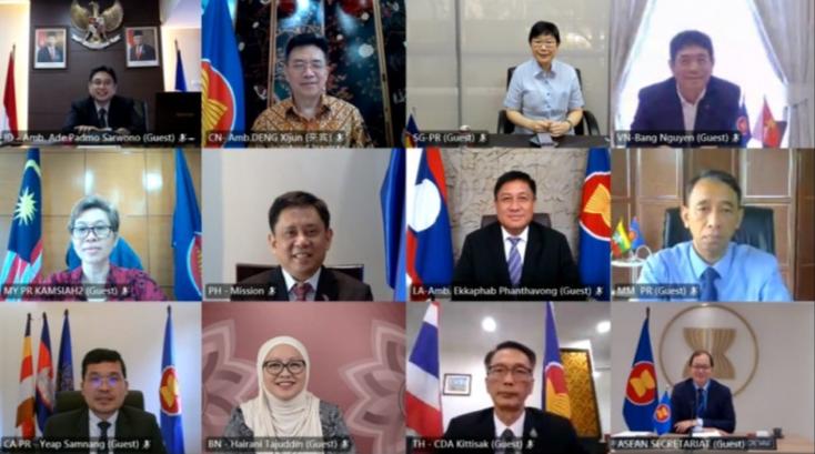 ASEAN và Trung Quốc nhất trí chọn năm 2021 làm Năm Hợp tác về Phát triển Bền vững