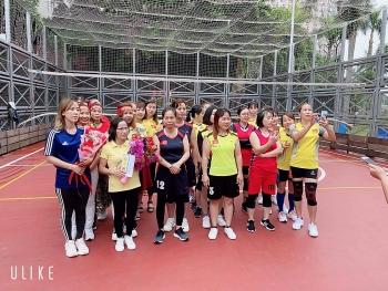 Lần đầu tiên tổ chức giải thi đấu bóng chuyền cho chị em lao động Việt Nam tại Macau