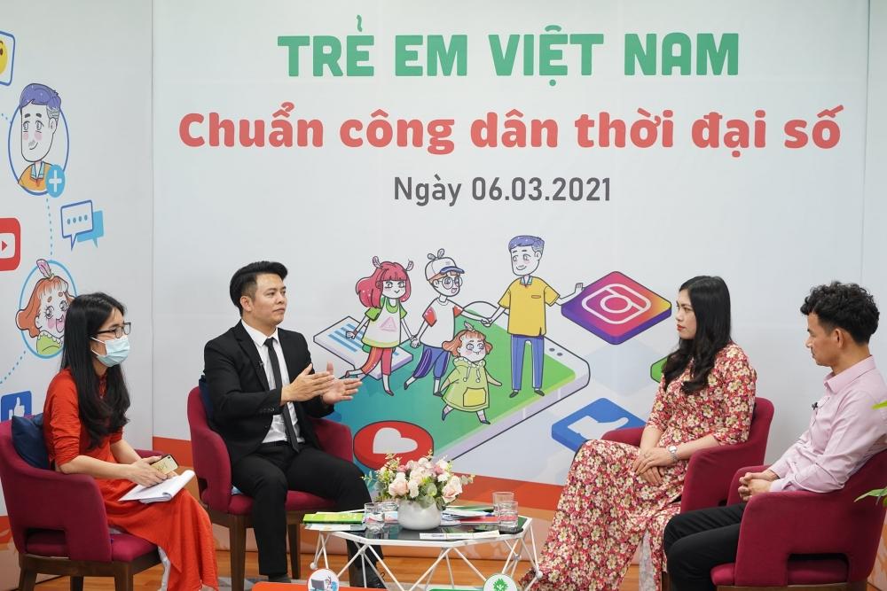 Online vui, Vùi COVID - Nâng cao kĩ năng sử dụng internet an toàn cho trẻ em trong đại dịch