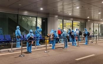 Thêm 2 chuyến bay đón 353 công dân Việt Nam  từ Nhật Bản về nước