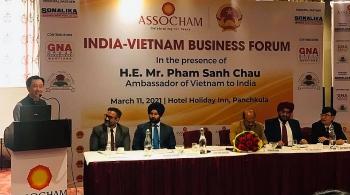 Thúc đẩy quan hệ hợp tác đầu tư giữa Việt Nam - Ấn Độ