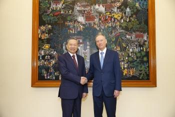 Bộ Công an Việt Nam ký kết hợp tác với Ủy ban Điều tra Liên bang Nga