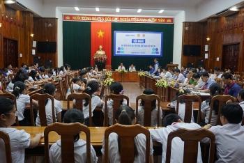 Hội đồng Trẻ em tỉnh Quảng Bình đối thoại với Đoàn Đại biểu quốc hội tỉnh về quyền trẻ em