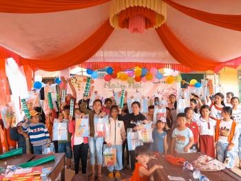 World Vision Việt Nam trang bị cho trẻ em Đắk Nông, Quảng Nam kỹ năng năng sống an toàn