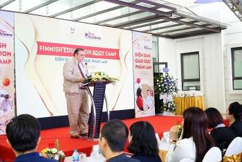 Thúc đẩy hợp tác về lĩnh vực giáo dục - đào tạo giữa Việt Nam và Phần Lan