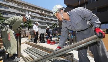 4 lao động Việt Nam có thành tích xuất sắc được tuyên dương tại Nhật Bản