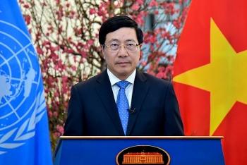 Việt Nam kêu gọi các quốc gia và HĐNQ thúc đẩy thực chất quyền con người