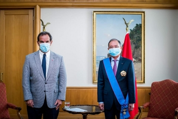 Việt Nam - Chile kỷ niệm 50 năm ngày thiết lập quan hệ ngoại giao giữa hai nước