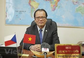 Cộng đồng người Việt tại Séc phát huy tinh thần đoàn kết vượt qua đại dịch Covid-19