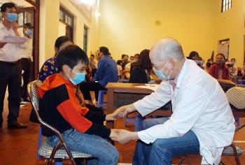 Đại sứ quán Trung Quốc hỗ trợ khám sàng lọc và chữa miễn phí cho người khuyết tật ở Thái Nguyên
