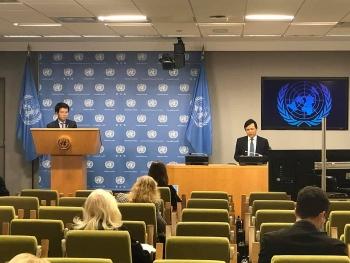 Việt Nam đảm nhiệm vai trò Chủ tịch Hội đồng Bảo an Liên hợp quốc lần thứ hai nhiệm kỳ 2020-2021
