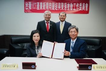 Việt Nam và Đài Loan (Trung Quốc) kí kết hợp tác đào tạo nguồn nhân tài chất lượng cao