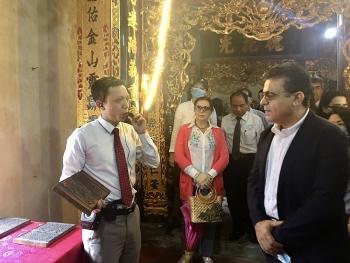 Hành trình hữu nghị 2021- Mang đến cho bạn bè quốc tế nhiều trải nghiệm thú vị về Hà Nội