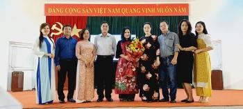 Thành lập Chi hội trường mầm non CLC Việt - Bun thuộc Hội Hữu nghị Việt Nam - Bulgaria TP Hà Nội