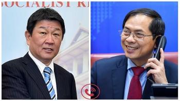 Nhật Bản - Việt Nam nhất trí tiếp tục tăng cường giao lưu, hợp tác