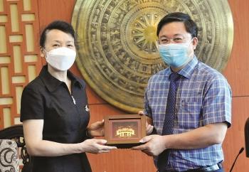 Thúc đẩy hợp tác giữa các địa phương của Quảng Nam và Khu tự trị dân tộc Choang Quảng Tây