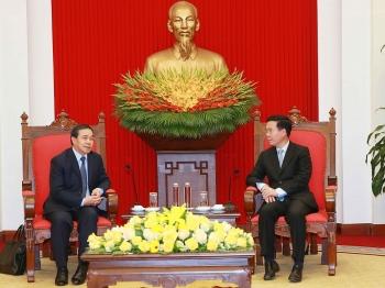 Việt Nam sẵn sàng chia sẻ, hỗ trợ Lào trong quá trình phòng, chống dịch COVID-19