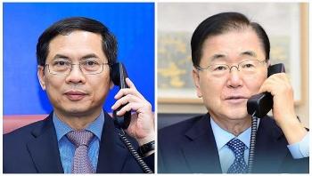 Việt Nam - Hàn Quốc thúc đẩy triển khai các hoạt động kỷ niệm 30 năm thiết lập quan hệ năm 2022