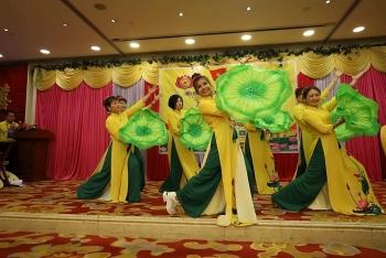 Hội đồng hương Nghệ An tại Macau (Trung Quốc) gặp mặt nhân dịp kỉ niệm 6 năm ngày thành lập