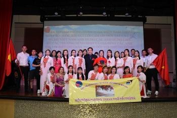 Ra mắt Hội đồng hương Hải Phòng và Ninh Bình tại Macau (Trung Quốc)