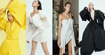 Bộ sưu tập Thu Đông 2021 của NTK Công Trí xuất hiện trên tạp chí Vogue Mỹ