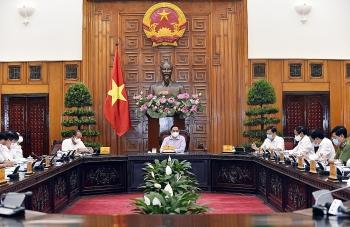Thủ tướng Phạm Minh Chính: Xây dựng kịch bản bầu cử trong điều kiện xảy ra dịch bệnh