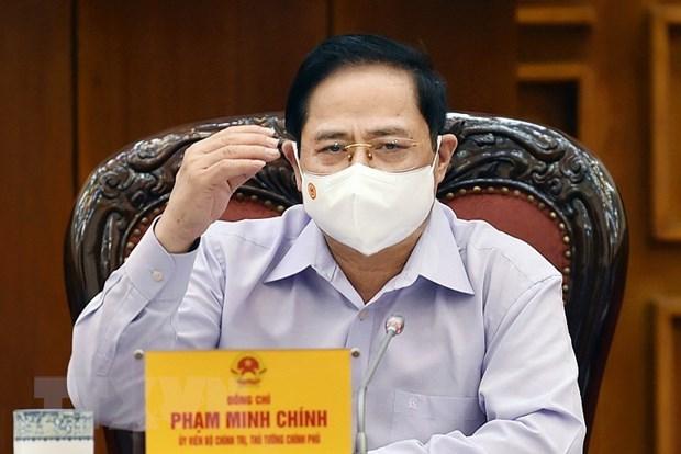 Thu tuong: Xay dung kich ban bau cu trong dieu kien xay ra dich benh hinh anh 1