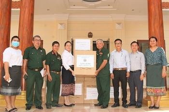 Hội Hữu nghị Việt Nam – Thái Lan tỉnh Đồng Nai trao tặng 15.000 khẩu trang hỗ trợ người dân Thái Lan