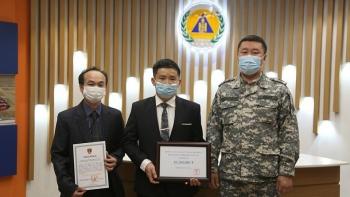 Cộng đồng người Việt quyên góp tiền hỗ trợ Mông Cổ chống dịch COVID-19